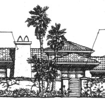 WMR Residential Design. Remodel project in North Laguna Beach, CA.